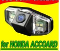 For Sony CCD Honda accord Civic EK Odyssey TSX Pilot Civic FD TSX Car Rearview Parking Back up Camera Night Vision for GPS