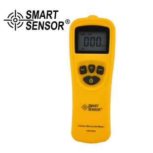 AR8700A Digital Carbon Monoxide Meter Tester CO Monitor Gas Detector Component Analyzer Detector 0-1000PPM