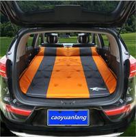 Автоматическая надувные внедорожник Сочетание автомобилей задняя крышка сиденья автомобиля матрац кровати путешествия надувной матрас Air