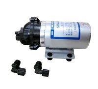 12V Mini Diaphragm Pump Boost Househould Water and Seawater Desalt On the Boat DP 35