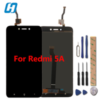 For Xiaomi Redmi 5A Touch Screen Lcd Display Tool New Digitizer Glass Panel Assembly Screen For