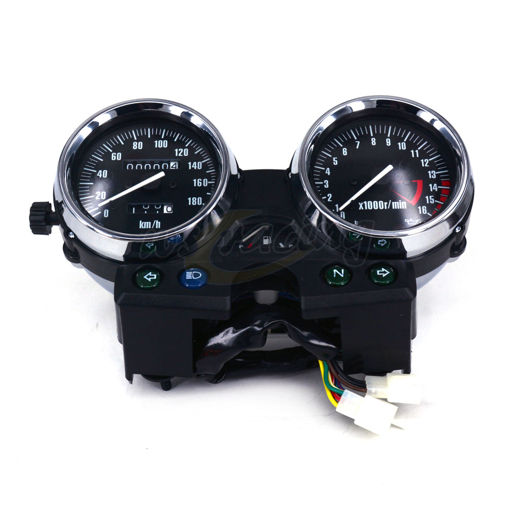 Motorcycle 180 OEM Tachometer Odometer Instrument Speedometer Gauge Cluster Meter For Kawasaki ZRX400 94-97 1994 1995 1996 1997 new 7 dragon touch y88 envizen digital v7011 tablet touch screen panel digitizer glass sensor replacement free ship page 1 page 1 page 4