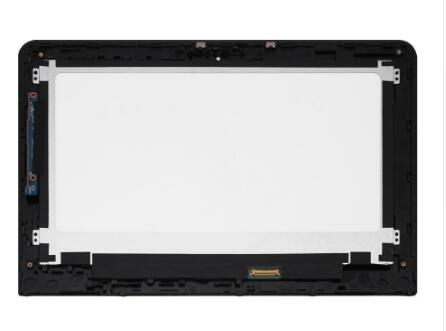 Laptop Lcd Screen Computer & Office Ips Led Lcd Display Touch Screen Digitizer Assembly Bezel For Hp Envy X360 15-bp000 15-bp100 15m-bp000 15m-bp103ur 15t-bp