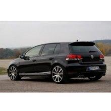 Интерьерная посылка, комплект для Volkswagen GOLF6 5K1, 8 шт., автомобильный Стайлинг, светодиодный фонарь, автомобильный Стайлинг, Hi-Q