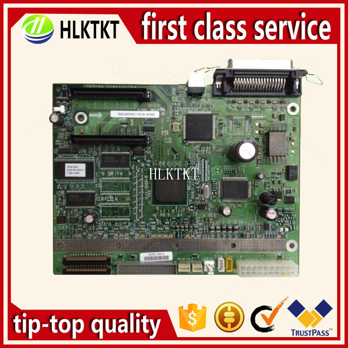 original FOR HP Designjet 510 510ps main logic board MAIN PCA CH336-60008 CH336-67002 formatter board Mother board plotter parts original binding 55lw9500 ca main board eax63026802 2 ebu61303602
