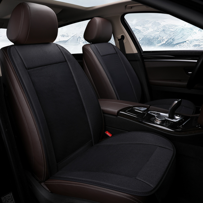 New 2018 car summer ventilation air conditioning refrigeration cushion vehicle seat car seat fan blower single