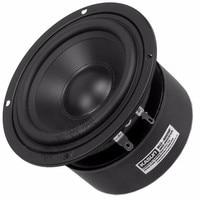 1pcs HI FI series loudspeaker mid woofer Speaker BO 4609F 4 inch Magnetically shielded bass speaker 70W 6 ohm for amplifier