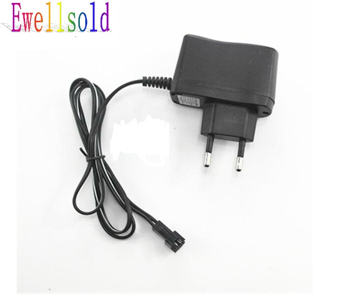Ewellsold H8C F183 RC quadcopter RC drone spare parts <font><b>7.4v</b></font> <font><b>500mah</b></font> <font><b>battery</b></font> wall charger Free shipping image