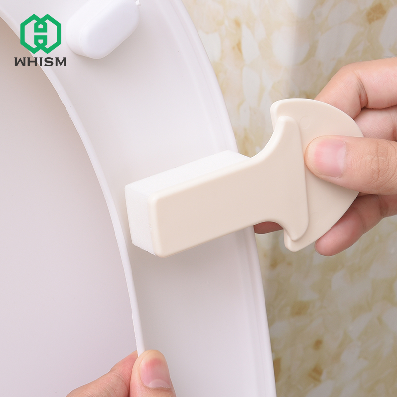 Accessories Toilet Seat Cover Lifter Clean Supplies Avoid Touching Handle