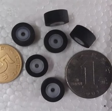 10pcs/lot. 11.5x6x2mm  Car retractor belt pulley Tape recorders pressure