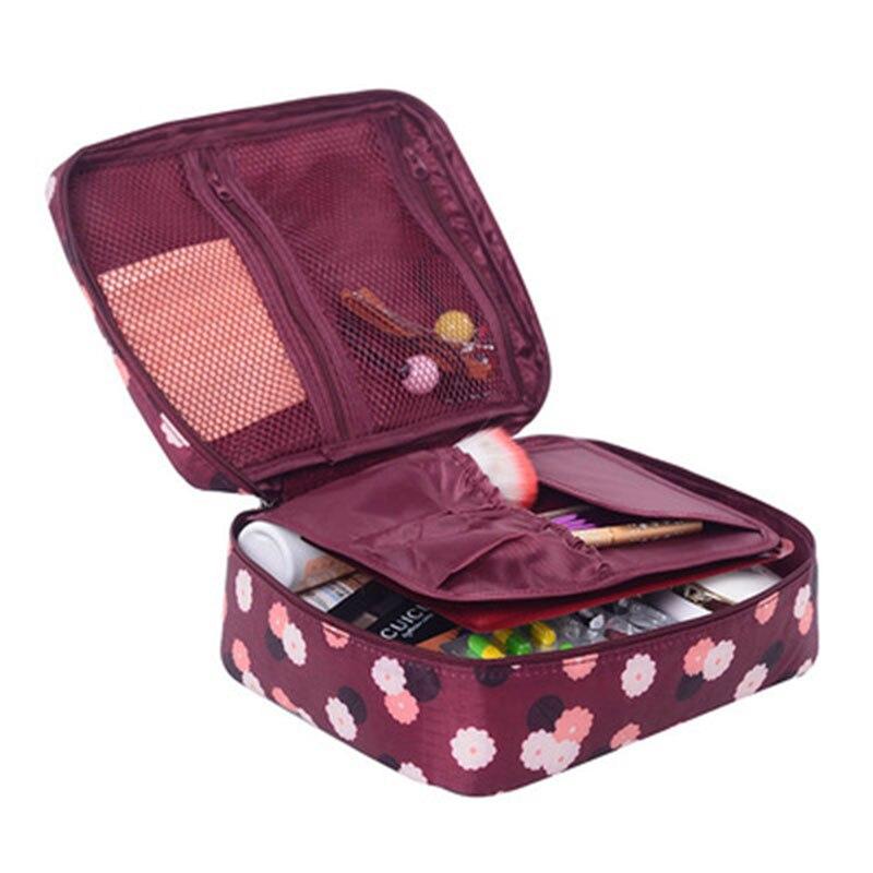 New Arrival Waterproof Travel Storage Bag Thickened Underwear Wash Bra Sorting Kit Organizer Makeup Bags Cosmetic