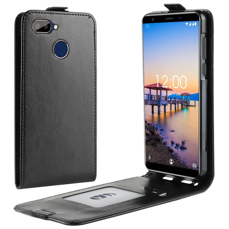 for <font><b>Oukitel</b></font> C11 Pro <font><b>C11Pro</b></font> for <font><b>Oukitel</b></font> C12 Pro Flip Leather Case for <font><b>Oukitel</b></font> C12 Pro Retro Wallet Case Leather Cover Cases image