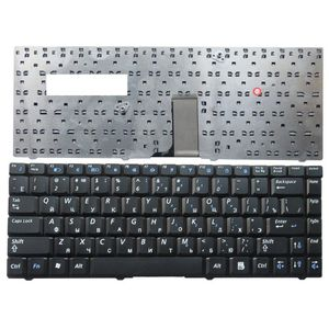 Image 4 - YALUZU RU For Samsung R519 NP R519 Laptop Keyboard Russian New Black