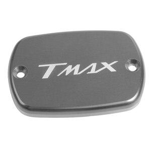 Image 3 - TMAX 530 XP530 Tampa Tampa Do Tanque Reservatório De Fluido de Freio Para Yamaha Tmax Tmax530 XP530 530 2012 13 14 15 2016 peças da motocicleta