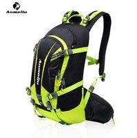 ANMEILU Men Women 20L Outdoor Sport Bag Running Climbing Rucksack Cycling Backpack Waterproof Bag Hiking Travel Bag