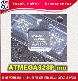 Новый оригинальный! 1 шт. ATMEGA328P-MU ATMEGA328P ATMEGA328Pmu QFN