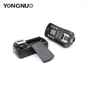 Image 4 - YONGNUO RF 605C RF 605N 2.4GHz Wireless Flash Trigger LCD Screen TX/RX Remote Control Shuttle Release for Canon Nikon Pentax