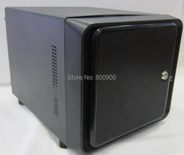 NAS chassis 4 hard drives can be installed four 3.5-inch hard drive a 2.5-inch HDD NAS storage cabinet