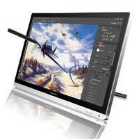 "Huion GT-220 V2 21,5 ""lápiz Monitor de tableta Monitor de dibujo Digital Monitor de pantalla táctil pantalla interactiva Monitor de pluma HD IPS LCD"