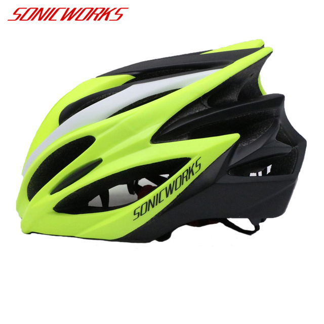 23 Vents Bicycle Helmet Ultralight MTB Road Bike Helmets Men Women EPS Integrally-molded Cycling Helmet Cycle Helmets SW0011