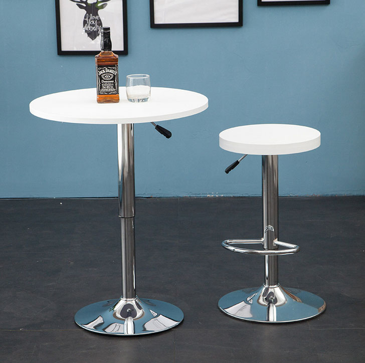 Multifunction Restaurant Living room Stylish fashion simplicity Height Adjustable Bar Ro ...