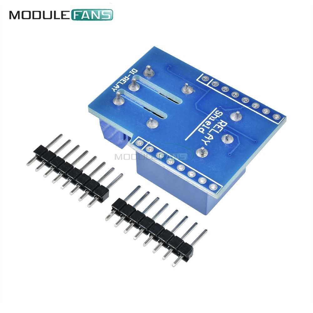 DC 5 V/12 V ESP8266 リレーシールドモジュール V2 ため WeMos D1 ミニ ESP8266 開発ボード WeMos d1 ミニリレーモジュール Arduino のための