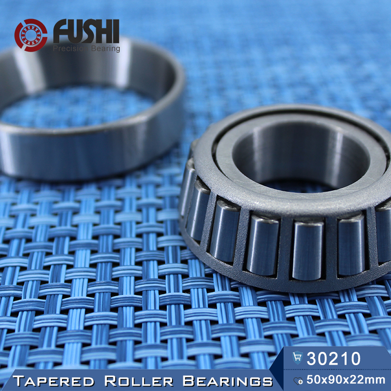 30210 Bearing 50*90*22 mm ( 1 PC ) Tapered Roller Bearings 7210E 30210A 30210J2/Q tapered roller bearings 32018 2007118e 90 140 32