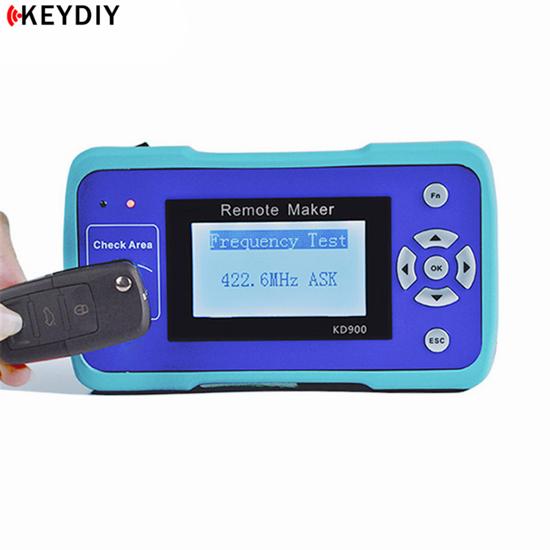 KEYDIY Latest KD900 Remote Maker the Best Tool for Remote Control Frequency  Tester,Auto Key Programmer-in Auto Key Programmers from Automobiles &