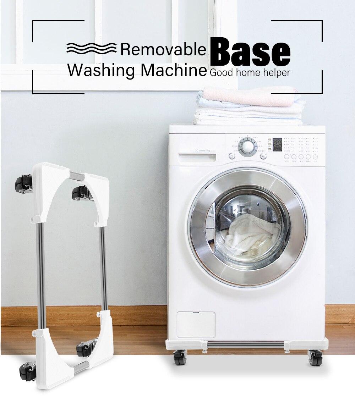 máquina de lavar roupa rack prateleira base