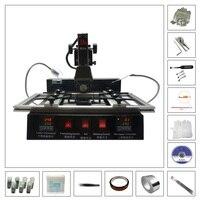 Heißer Verkauf BGA Rework Station mit 810 stücke LY M770 Direkt Heizung D-H Schablone Kit Pack