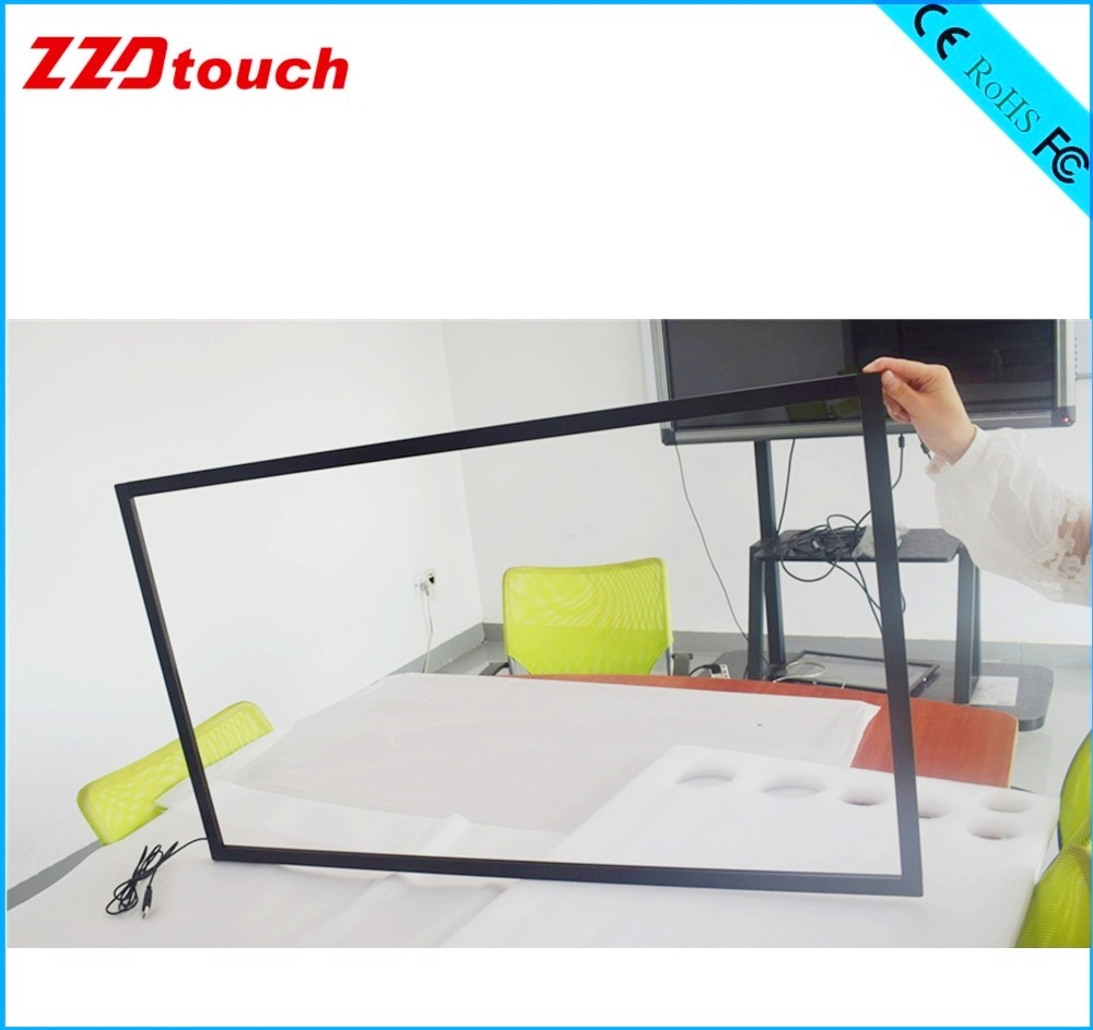 ZZDtouch 49 inch IR touch frame 10 points usb infrared touch screen panel multi touchscreen overlay