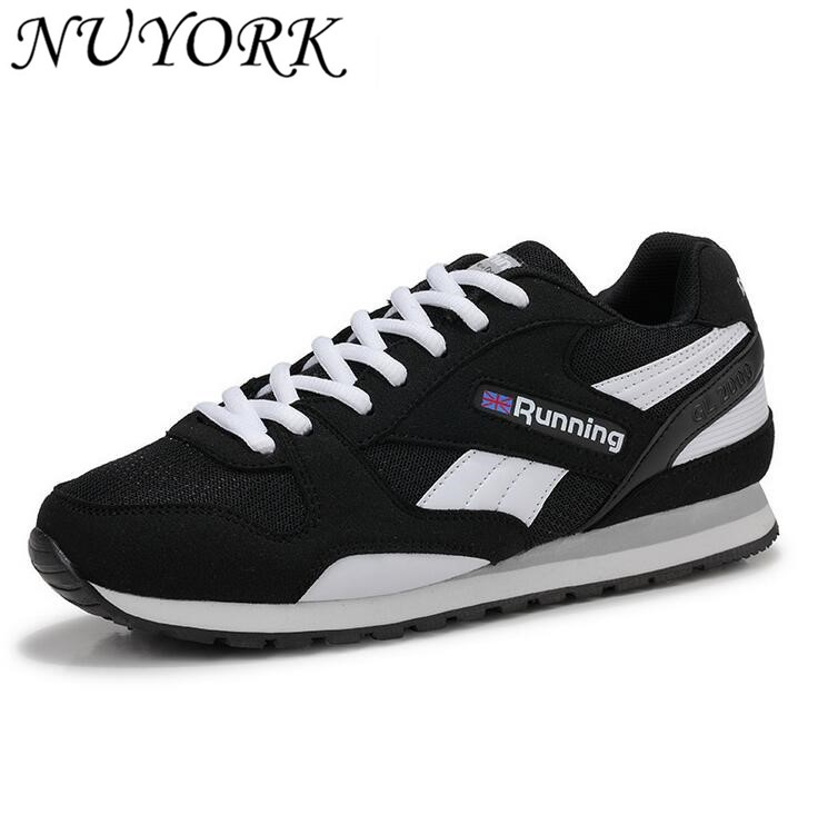 NUYORK New listing hot sales summer Breathable men sports shoes running Light end sneakers 598-798