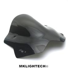MKLIGHTECH For YAMAHA T-MAX 530 TMAX 2012-2016 Motorcycle Windscreen Wind Deflector Windshield Sun Visor Viser