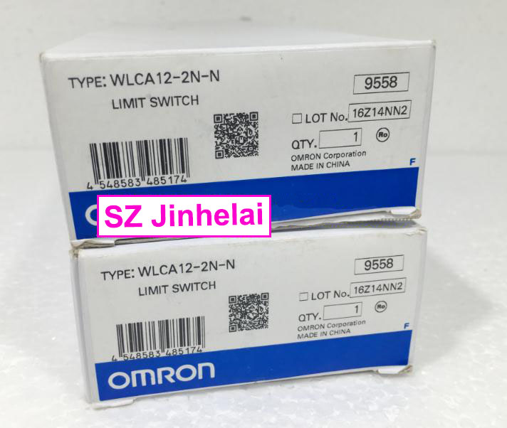 100% Authentic original WLCA12-2N-N, WLCA12-2N-Q OMRON Limit switch, Travel switch цена 2017