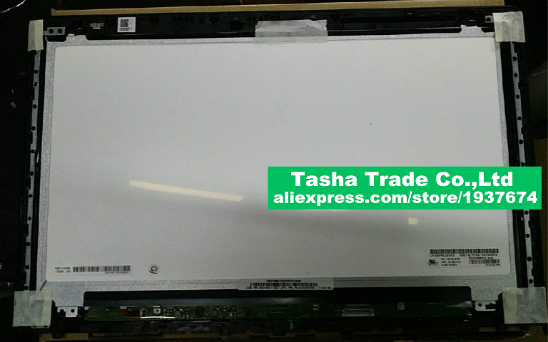 For Lenovo IdeaPad Y700 Y700-15ISK FHD 1080P IPS Matrix NON Touch Lcd screen W/Bezel assembly цена