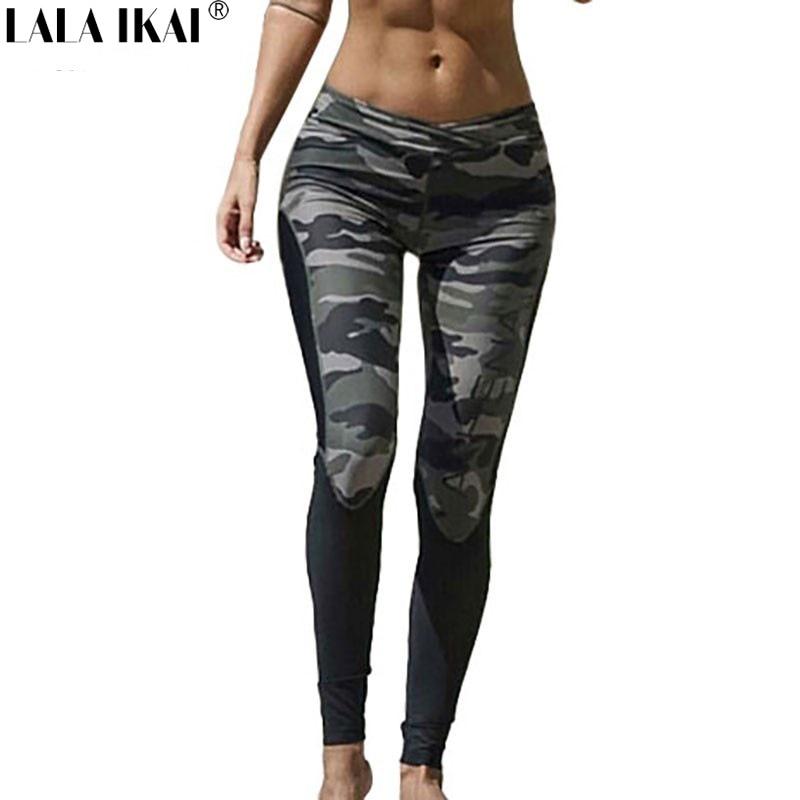 Prix pour Yoga Pantalon Collants de Jogging Pantalon de Course Pantalon De Compression Leggings Femmes de Sport Fitness Pantalon hosen damen HWU0085-5