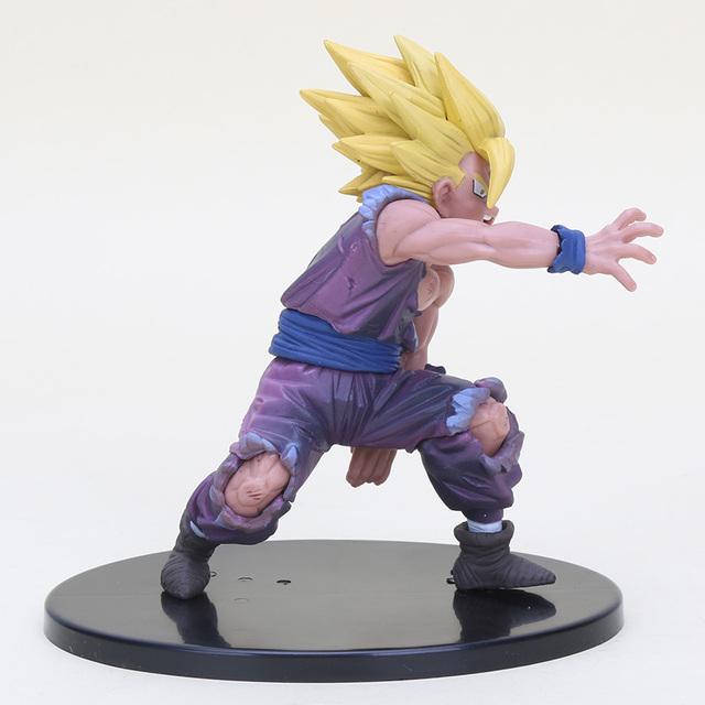 SS2 Gohan Final Kamehameha Pose Original Action Figure from Dragon Ball Z