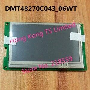 Image 4 - DMT48270C043_06W 4,3 дюймовый серийный интерфейс, экран с низкой мощностью воспроизведения музыки, экономичный DMT48270C043_06WT DMT48270C043_06WN