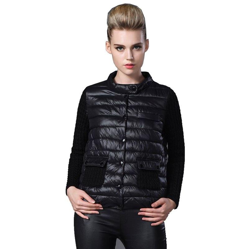 Surdimensionné Le Couture Green Manteau Veste Voobuyla Vers Automne Plus La Mode Fil Slim red Coton black Femmes Manches 2017 Taille 6xl 7xl Bas Parka Court BxUz1x