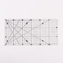 Линейка патч режущая линейка инструменты для рисования 30x15