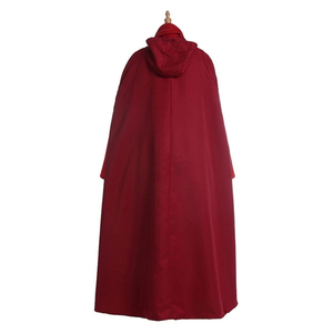 Image 4 - The Handmaid Tale The Handmaids Tale Cosplay Costume coat+dress+bag+scarf+hat Elisabeth Moss June Osborne Offred Trench