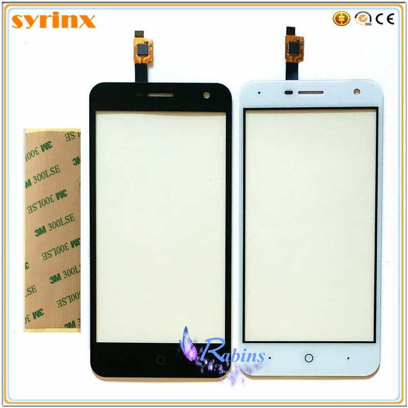 5.0  Touch Screen Touchscreen Digitizer Touch Sensor For ZTE Blade A465 Front Glass Touch Panel Repair Part TouchPad Tape