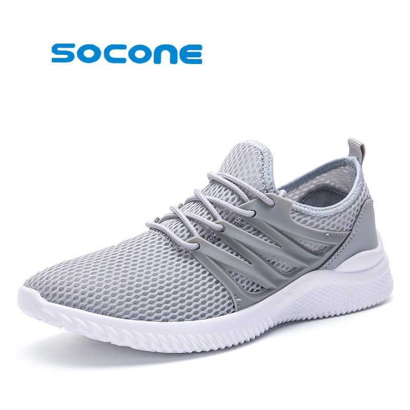socone Super Cool breathable running shoes men and women sneakers Cushioning outdoor sport shoes Professional Training shoes peak sport men outdoor bas basketball shoes medium cut breathable comfortable revolve tech sneakers athletic training boots