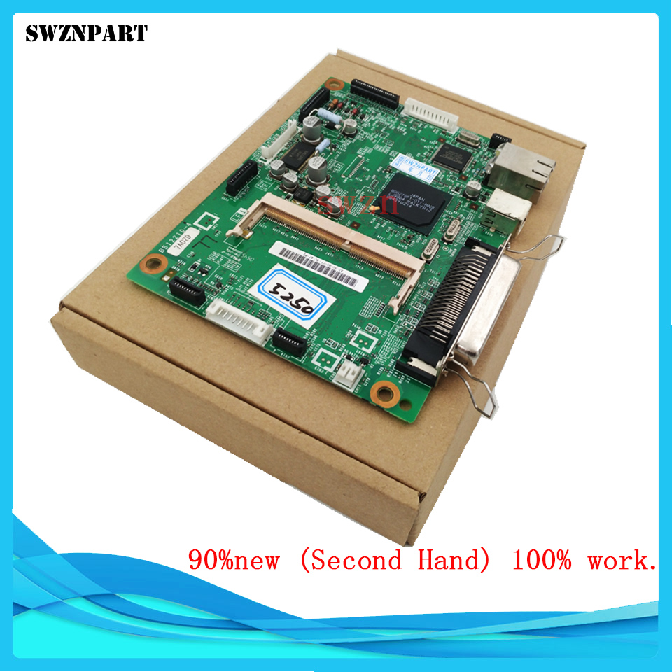 FORMATTER PCA ASSY Formatter Board logic Main Board MainBoard mother board for Brother HL-5250DN HL 5250 5250DN 5250N HL5250 industrial equipment board pca 6114p10 b rev b1
