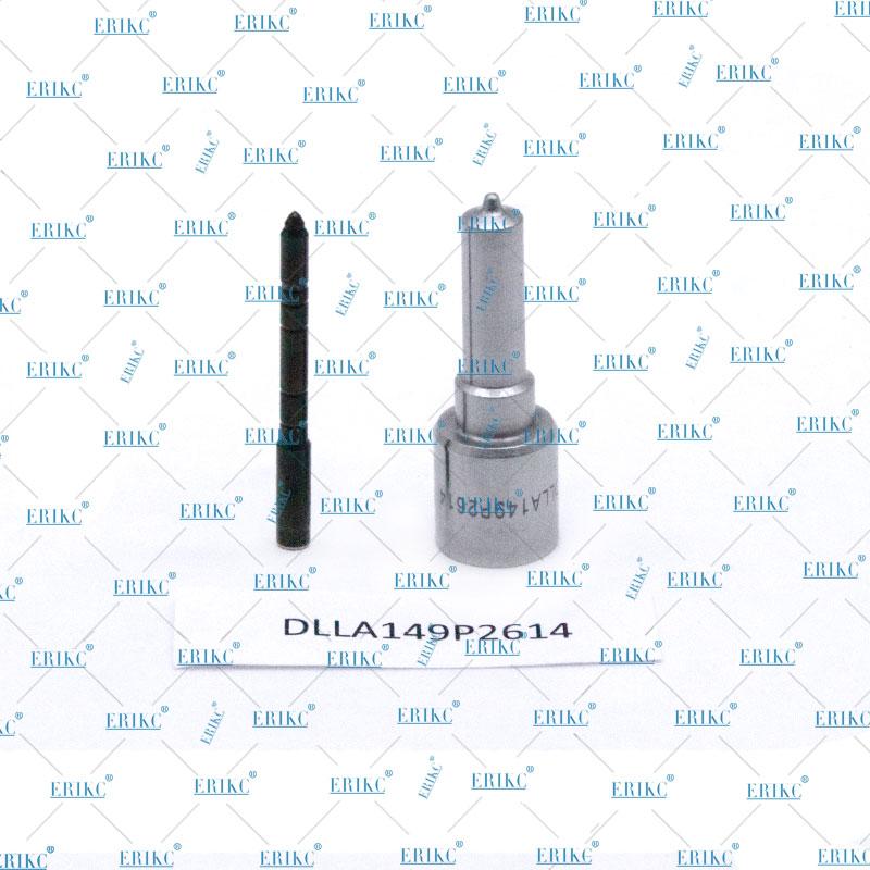 ERIKC Топливная форсунка Запчасти спрей DLLA149P2614(0 433 172 614) common Rail DLLA сопла 149P2614/DLLA 149 P 2614 для 0445110887