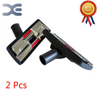 2Pcs Suitable For Philips Vacuum Cleaner Accessories Floor Brush Head Through The 35mm Dual Use Brush