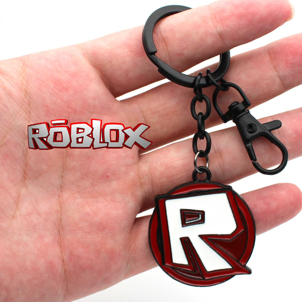 Hot Game Roblox Figure PVC Keychain PVC Keyring Costume Pendants Jewelry  Accessories Ornament Decor Key Rings Gift