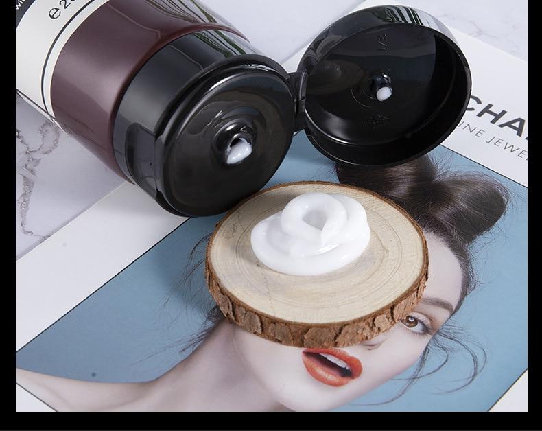 Купить с кэшбэком Nutrition protein Hair Mask smoothing For Frizz Dry Damaged Hair Repair Soft Conditioner Hair Treatment 250ML