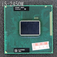 Original Processor Intel I5 2450M SR0CH I5 2450M SROCH 2.5G/3M HM65 HM67 cpu