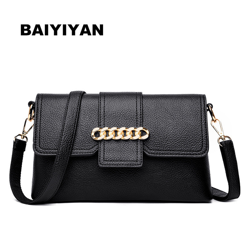 New Women Crossbody Bags 2018 Fashion New High Quality Womens Handbags Women Shoulder Bag Soft PU Leather luxury Bags